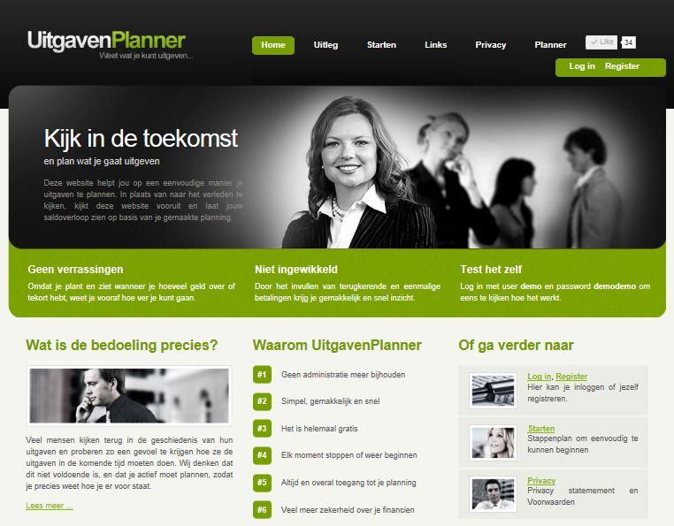 Uitgavenplanner.nl